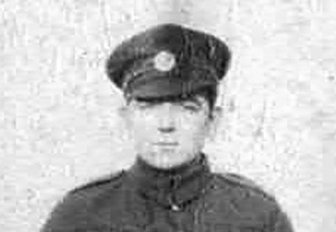 Aircraftman 1 Frederick Cameron