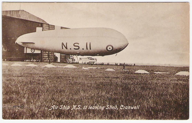 NS11 at Cranwell