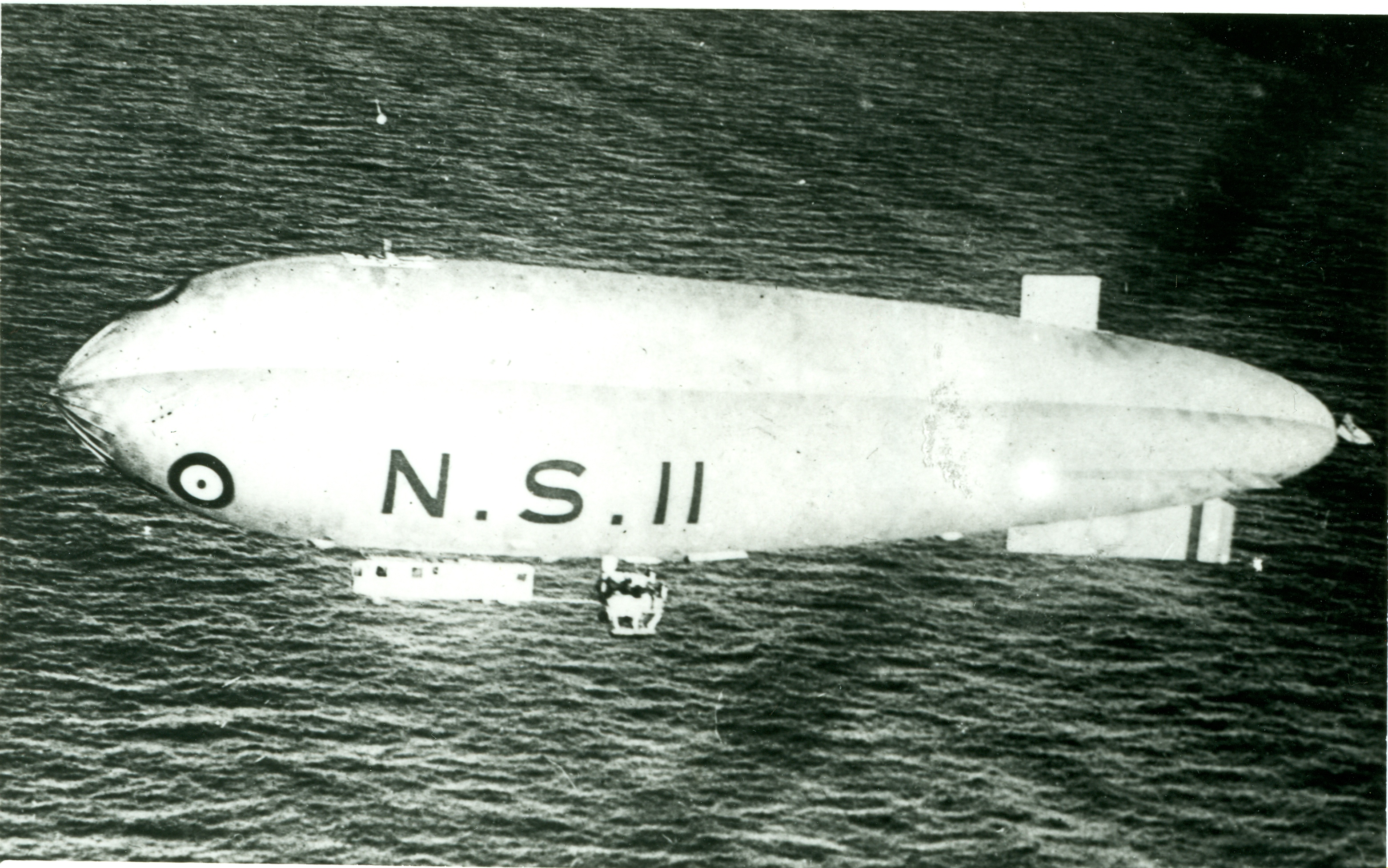 NS11 at Sea