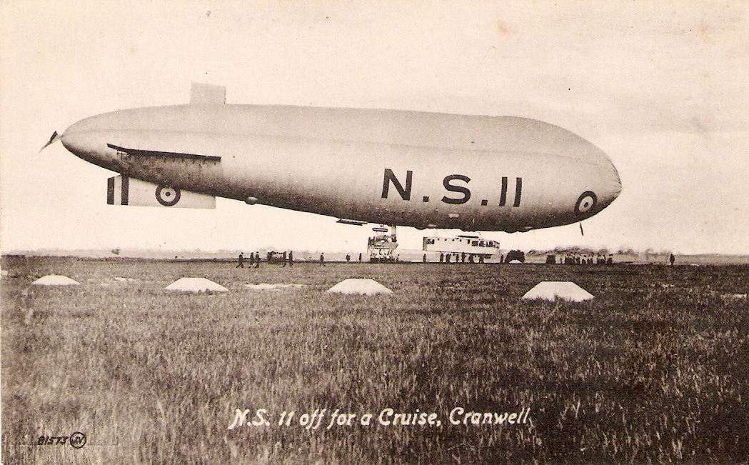 Airship NS11 – Introduction