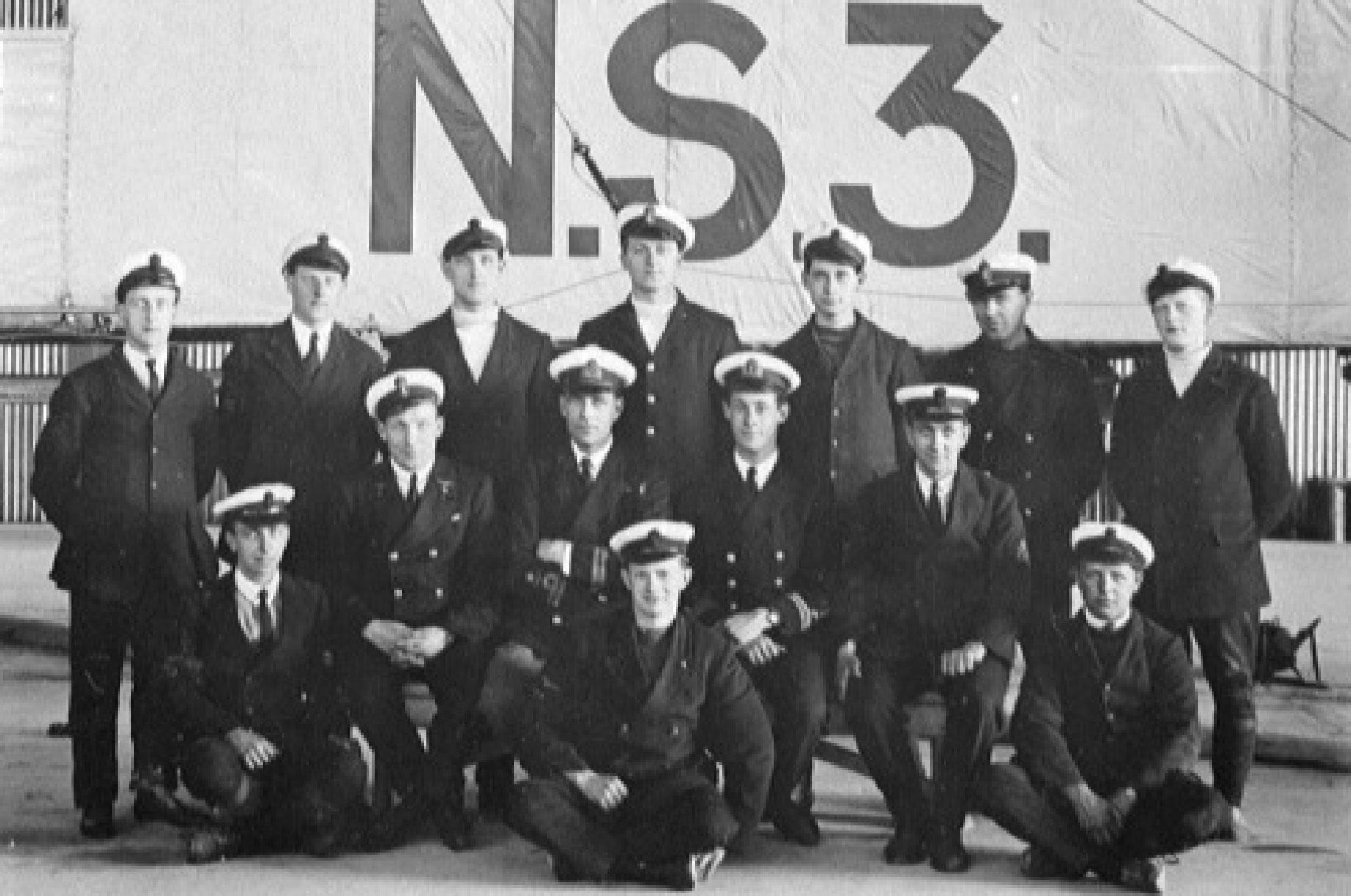 NS3 crew