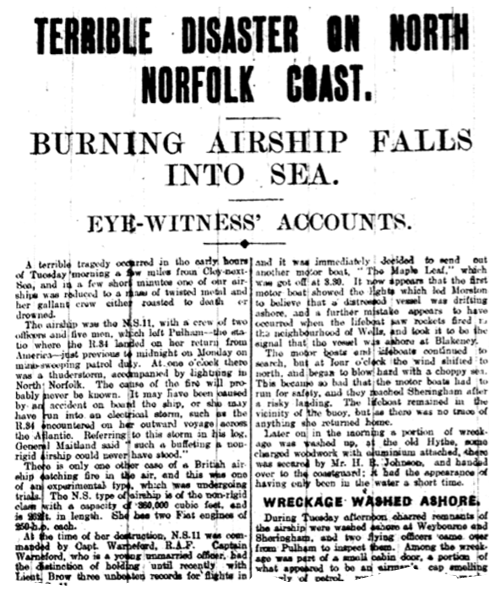 The Norfolk Chronicle