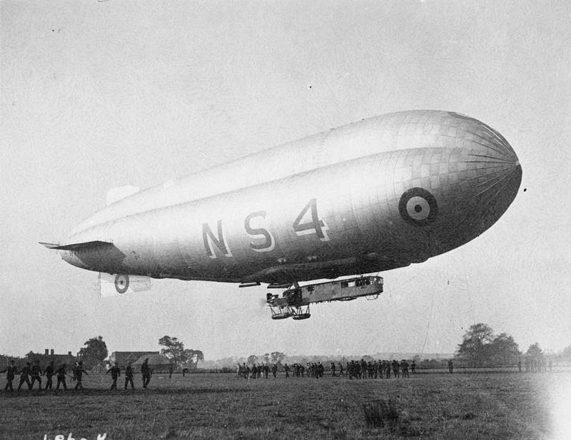 NS4 takes off at Kingsnorth