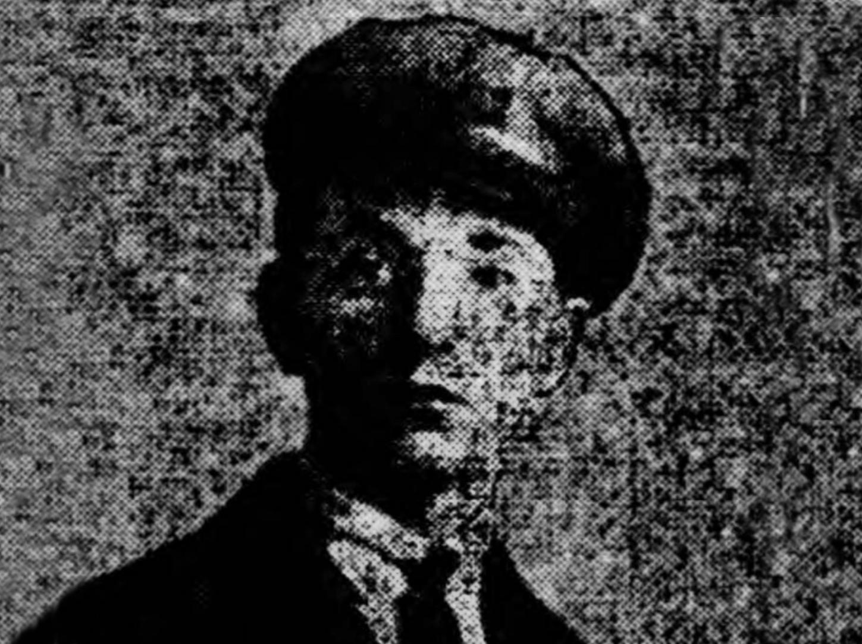 Aircraftman 2 Alfred Thomas Jacques