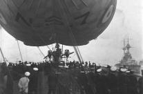 N.S.7 aboard HMS Furious, 1919
